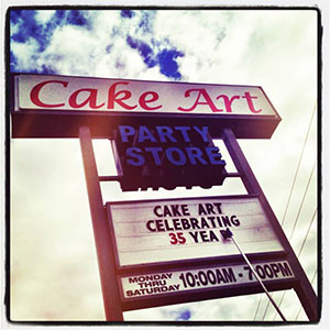 Cake Art Penrith Hours : Retail Store Hours - Cake Art
